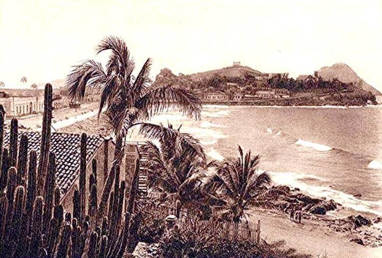 Mazatlan in the past, History of Mazatlan