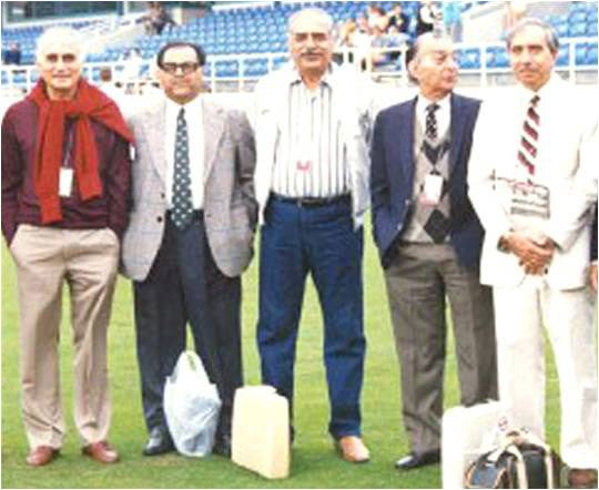 Mazhar Hussain (Cricketer)
