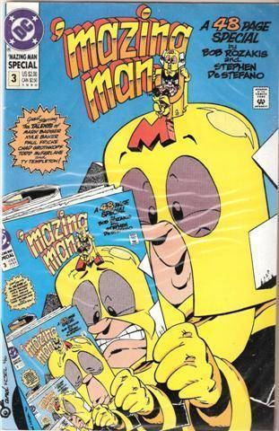 'Mazing Man Mazing Man Special Volume Comic Vine