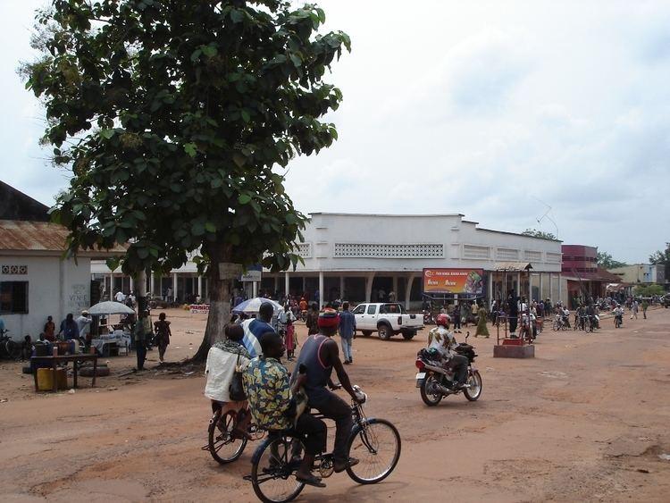 Mbandaka in the past, History of Mbandaka