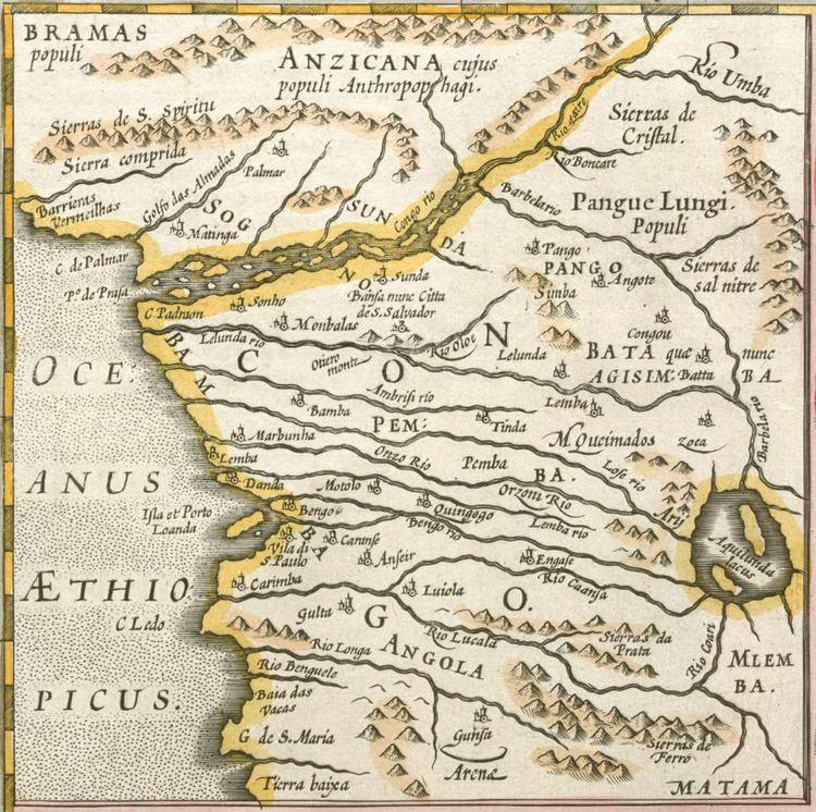 Mbanza Kongo in the past, History of Mbanza Kongo