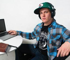 MC Lars MC Lars celebrates 10 years of rockin his Stanford cred Music