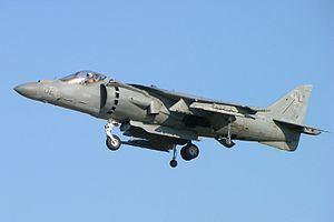McDonnell Douglas AV-8B Harrier II httpsuploadwikimediaorgwikipediacommonsthu