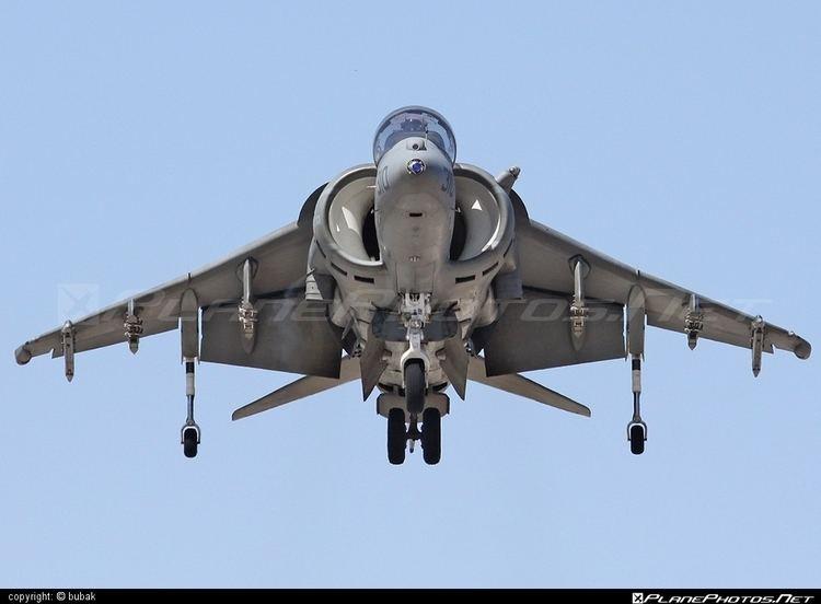 McDonnell Douglas AV-8B Harrier II McDonnell Douglas AV8B Harrier II 163870 operated by US Marine