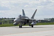 McDonnell Douglas CF-18 Hornet httpsuploadwikimediaorgwikipediacommonsthu
