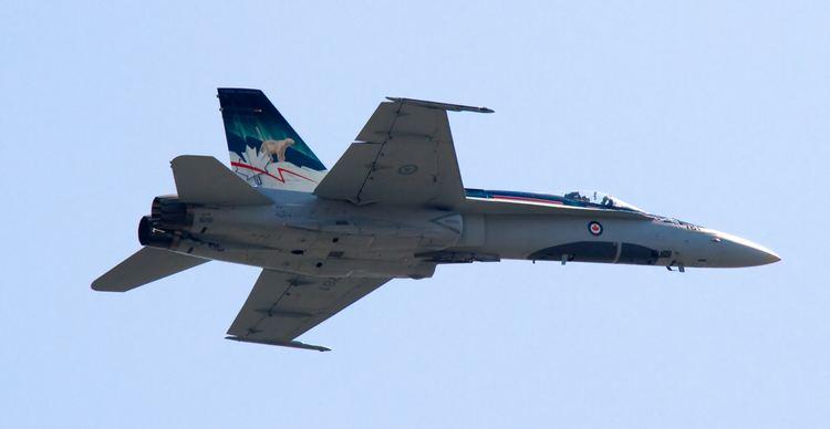 McDonnell Douglas CF-18 Hornet FileCanadian McDonnell Douglas CF18 Hornet 4 7917629156jpg