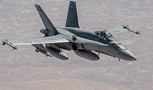 McDonnell Douglas CF-18 Hornet McDonnell Douglas CF18 Hornet Wikipedia