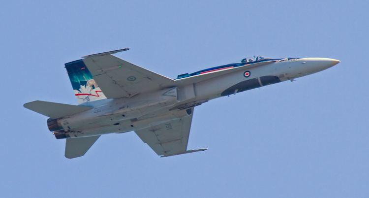 McDonnell Douglas CF-18 Hornet FileCanadian McDonnell Douglas CF18 Hornet 2 7917628896jpg
