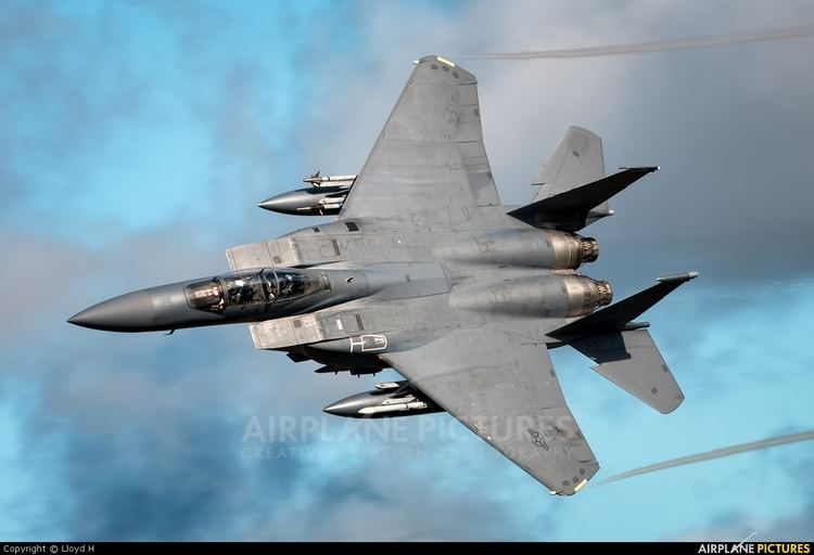 McDonnell Douglas F-15E Strike Eagle 910316 USA Air Force McDonnell Douglas F15E Strike Eagle at