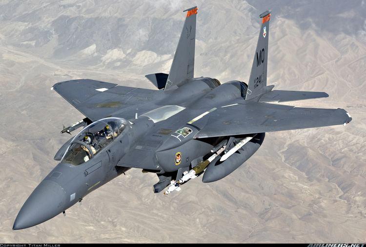McDonnell Douglas F-15E Strike Eagle 1000 images about McDonnell Douglas F15 Eagle on Pinterest Air