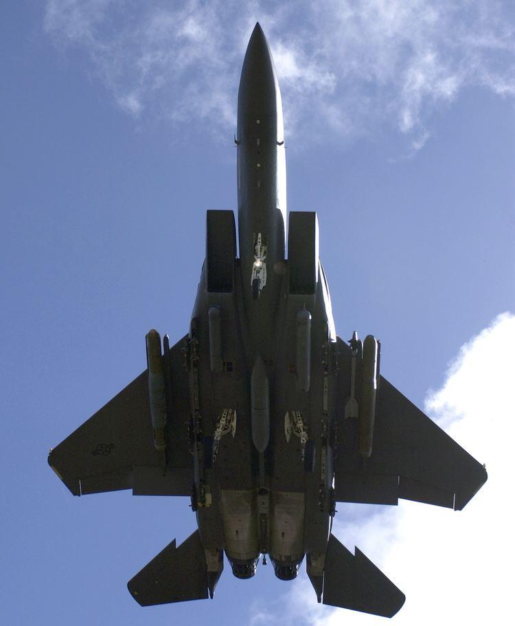 McDonnell Douglas F-15E Strike Eagle httpsuploadwikimediaorgwikipediacommons44