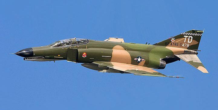 McDonnell Douglas F-4 Phantom II FileMcDonnell Douglas F4 Phantom IIjpg Wikimedia Commons