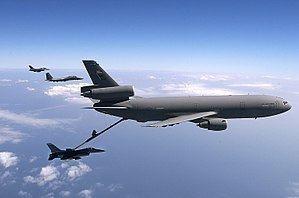 McDonnell Douglas KC-10 Extender McDonnell Douglas KC10 Extender Wikipedia