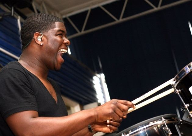 MckNasty Britain39s Got Talent star MckNasty drums up support at