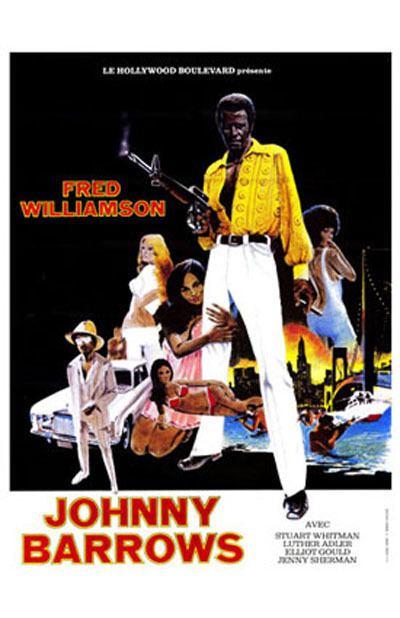 Mean Johnny Barrows Mean Johnny Barrows 1976