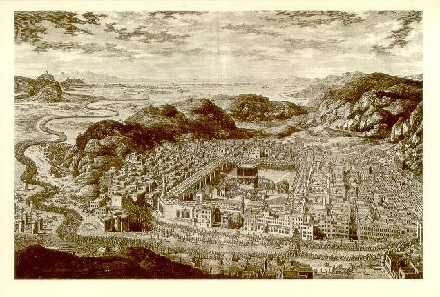 Mecca in the past, History of Mecca