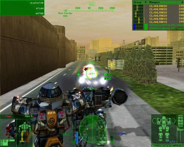 MechWarrior 4: Vengeance - Alchetron, the free social
