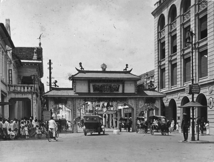 Medan in the past, History of Medan