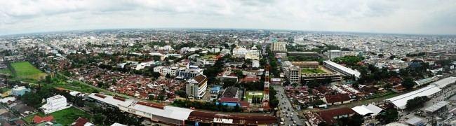Medan Beautiful Landscapes of Medan