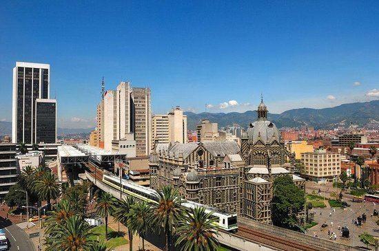 Medellin Beautiful Landscapes of Medellin