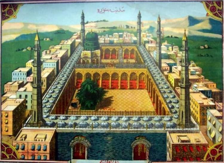Medina in the past, History of Medina