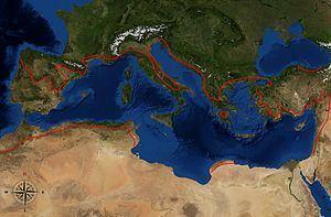 Mediterranean Basin uploadwikimediaorgwikipediacommonsthumb99e