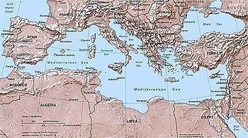Mediterranean Basin Mediterranean Basin Wikipedia