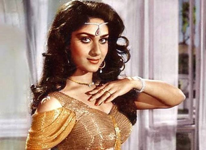Meenakshi Seshadri Erm Remember Meenakshi Seshadri She Does Not Look THIS