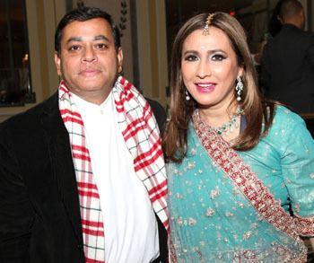Meera Gandhi Meera Gandhi39s The Giving Back Foundation Honors Barbara