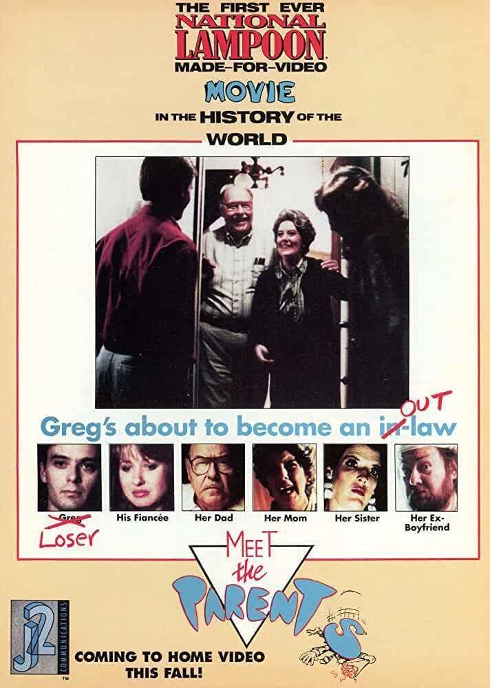 Meet the Parents (1992 film) Meet the Parents (1992 film)