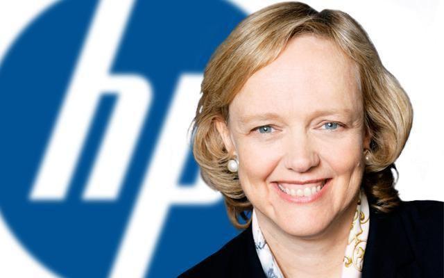 Meg Whitman Meg Whitman Reveals That Hewlett Packard Will Only Focus