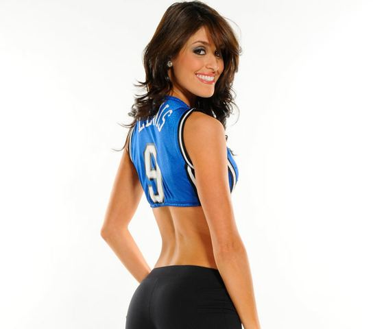 Megan Clementi Miss Florida Megan Clementi Orlando Magic