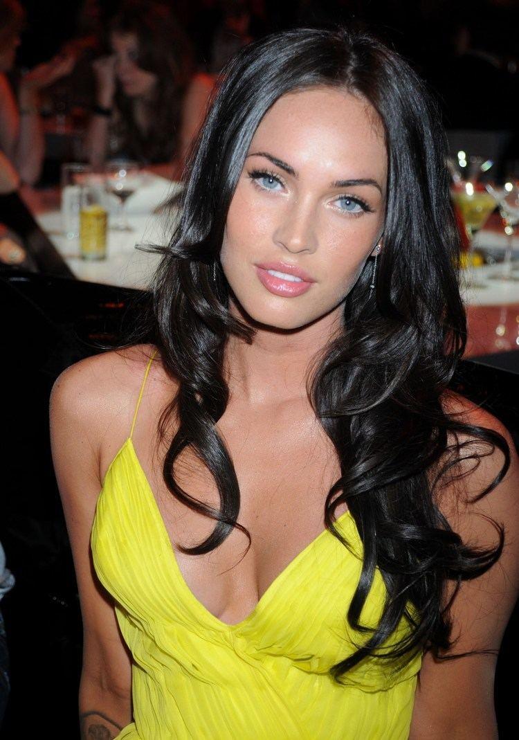 Megan Fox Megan Fox an American model and actress Sizzling Superstars