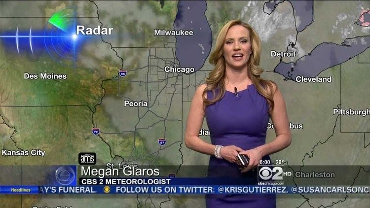 Megan Glaros Megan Glaros 20130307 CBS Chicago HD YouTube