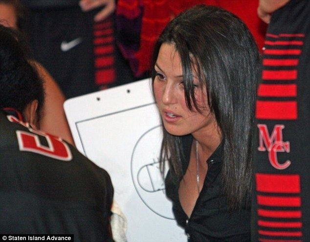 Megan Mahoney Gym teacher at top New York Catholic school 39had affairs