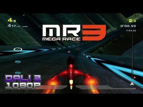 MegaRace 3 Dali Classics Megarace 3 GOG Version PC Gameplay 60fps 1080p YouTube