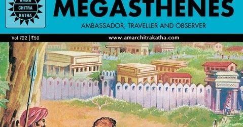 Megasthenes Megasthenes The first foreign ambassador to India