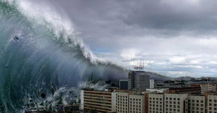 Megatsunami MegaTsunami With 800ft Wave Could Wipe Out Mankind Scientists Warn