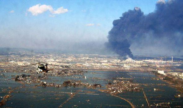Megatsunami Megatsunami warning Natural disaster warning that could wipe out