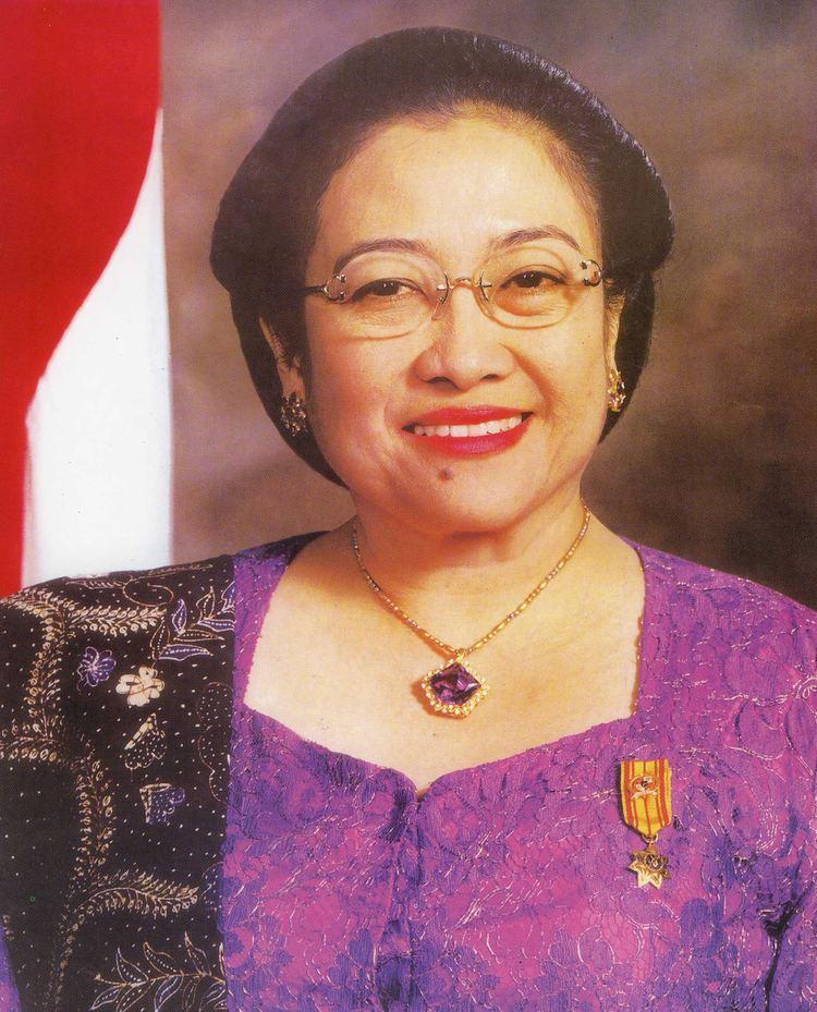 Megawati Sukarnoputri Megawati Soekarnoputri Wikipedia bahasa Indonesia