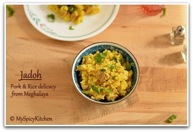 Meghalaya Cuisine of Meghalaya, Popular Food of Meghalaya