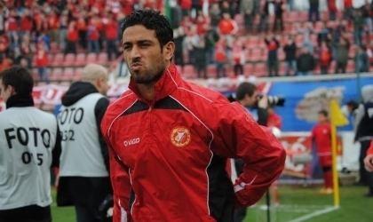 Mehdi Ben Dhifallah Mehdi Ben Dhifallah Ciesz si e graem w Widzewie