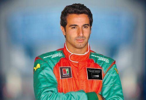 Mehdi Bennani Mehdi Bennani startet 2010 fr Wiechers Sport automobilsportcom