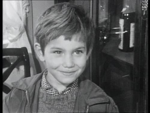 Mehdi El Glaoui enfanceaucinema Mehdi EL GLAOUI 1956