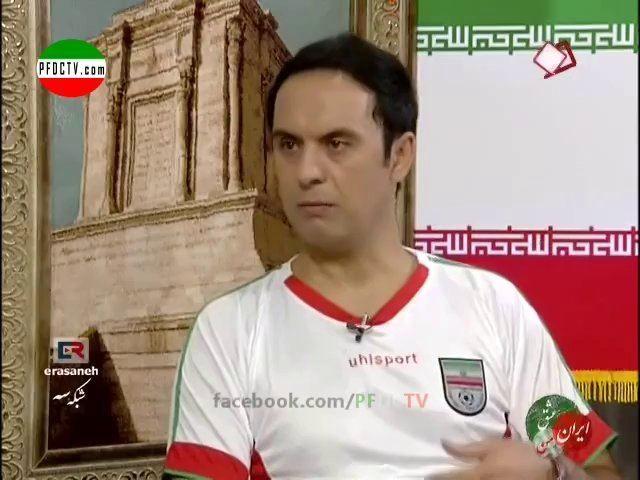Mehdi Pashazadeh Interview with Mehdi Pashazadeh 6102013 PFDC TV