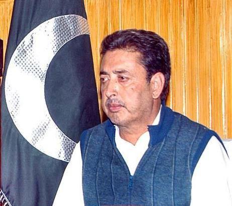 Mehdi Shah Chief Minister GilgitBaltistan Syed Mehdi Shah Flickr