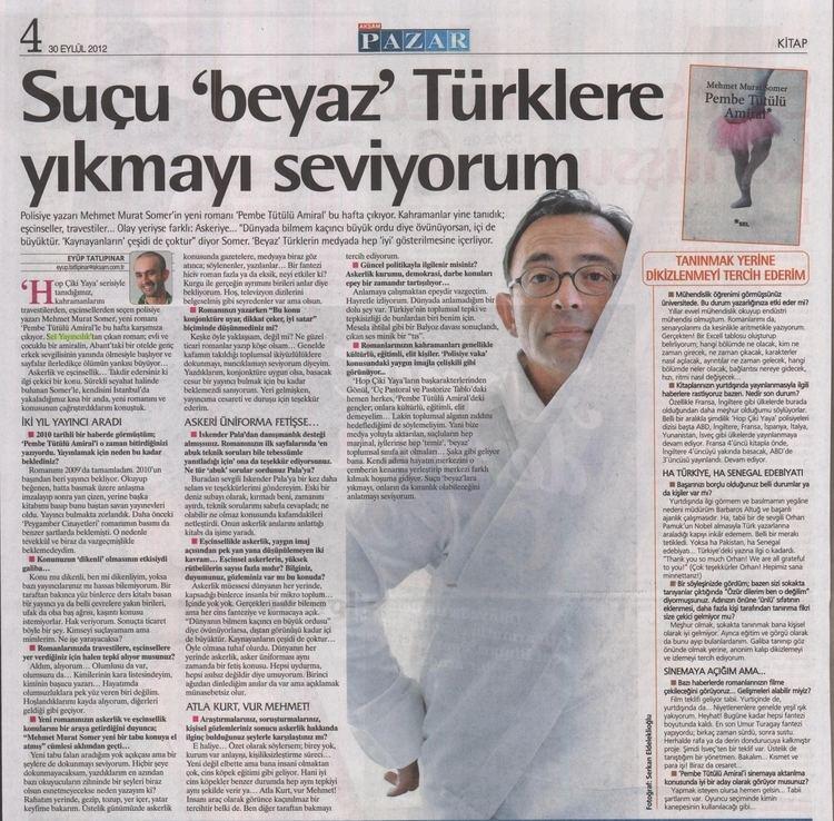 Mehmet Murat Somer Sel Yaynclk
