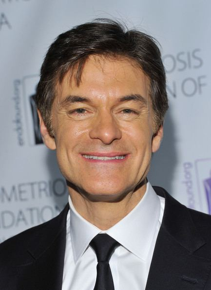 Mehmet Oz Mehmet Oz Pictures The Endometriosis Foundation Of