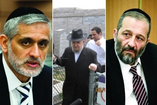 Meir Mazuz Chabad Caught in Middle of Israeli Political War CrownHeightsinfo