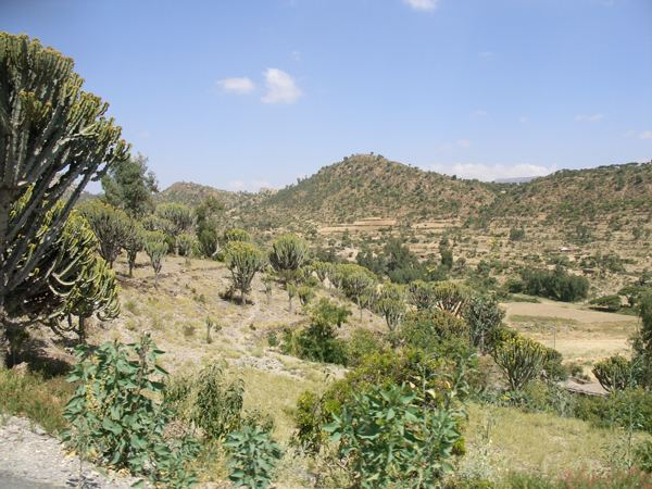 Mekele Beautiful Landscapes of Mekele